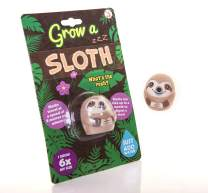 Boxer Gifts Grow a Sloth Toy | Just Add Water | Great Fun for Children |