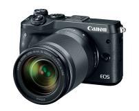 Canon EOS M6 (Black) 18-150mm f/3.5-6.3 IS STM Kit