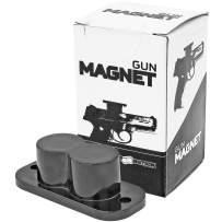 Boomstick Gun Accessories Gun Magnet Concealed Gun Magnet Holder Perfect for Desk Under Table Bed