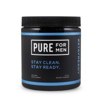 Pure for Men - The Original Vegan Cleanliness Fiber Supplement, Non-Capsule (Powder) - Proven Proprietary Formula