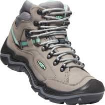 KEEN Women's Durand 2 Mid Waterproof Hiking Boot