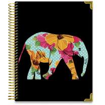 Tools4Wisdom Planner 2019-2020 Academic Year - 8.5 x 11 Hardcover - Gold Edition