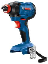 Bosch GDX18V-1600N 18V 1/4 In. and 1/2 In. Two-In-One Socket-Ready Impact Driver (Bare Tool)