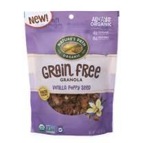 Nature's Path Vanilla Poppy Seed Grain-Free Granola, Healthy, Organic, , 8 Ounce Bag (Pack of 6)