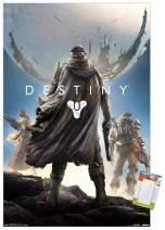 "Trends International Poster Mount Destiny - Key Art, 22.375"" x 34"", Premium Poster & Mount Bundle"