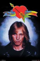"Trends International Tom Petty - Smoke Wall Poster, 22.375"" x 34"", Unframed Version"