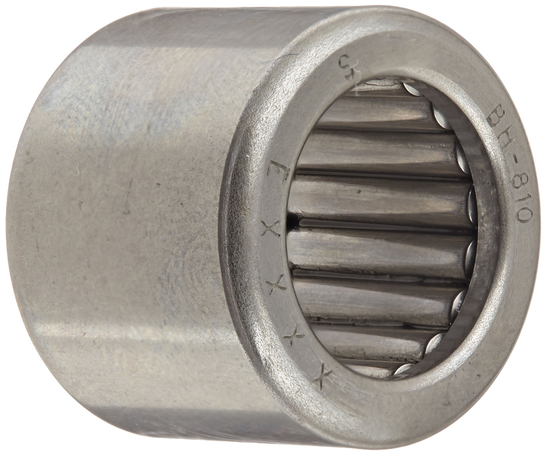 Inch 5//8 Width Open Koyo M-8101 Needle Roller Bearing Closed End 5500rpm Maximum Rotational Speed Drawn Cup 1//2 ID 11//16 OD