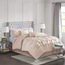 Madison Park Laurel Comforter Set Blush