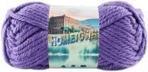 Lion Brand Yarn 135-147J Hometown Yarn, Minneapolis Purple (1 Skein)