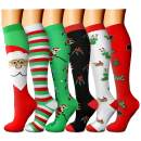 Compression Socks for Women & Men 15-20 mmHg, Best Medical, Nursing, for Running, Athletic, Edema, Diabetic, Travel