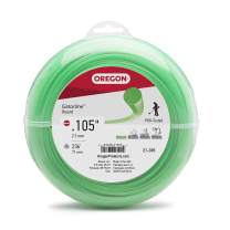 Oregon 21-305 Gatorline 1-Pound Coil of .105-Inch-by-228-Foot Round String Trimmer Line