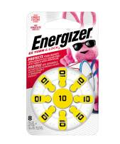 Energizer Hearing Aid Batteries Size 10, EZ Turn & Lock (8 Battery Count)