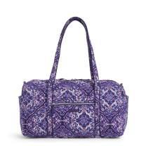Vera Bradley Women's Signature Cotton Medium Travel Duffle Bag