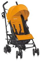 Inglesina Net Stroller - Lightweight Summer Travel Stroller - UPF 50+ Protection Canopy with Removable and Washable Seat Pad {Zenzero/Orange}