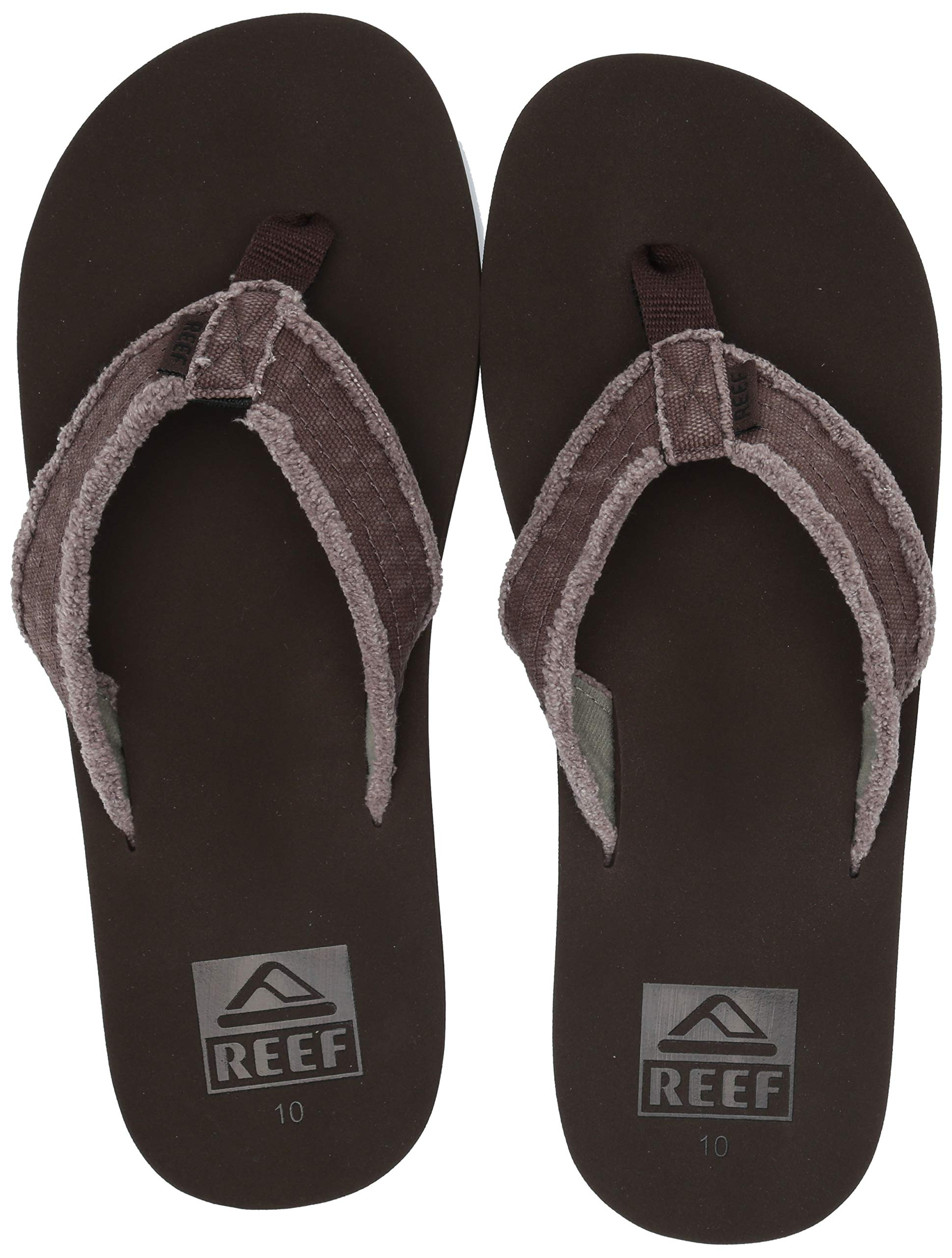 REEF - Mens Twinpin Fray Sandals