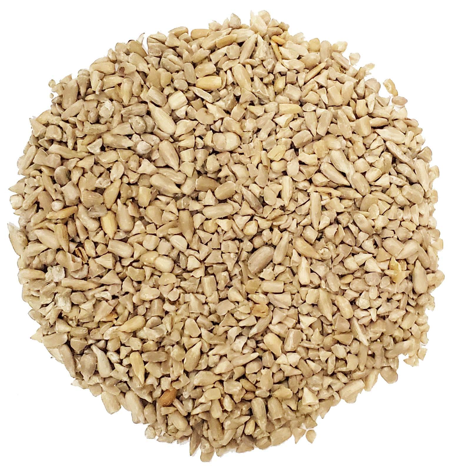 Sunflower Chips Shelled No Waste Bird Seed (10 Pounds)