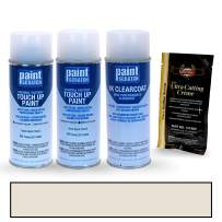 PAINTSCRATCH Touch Up Paint Tricoat Spray Can Car Scratch Repair Kit - Compatible with Toyota Yaris Sonic Quartz Tricoat (Color Code: 085)