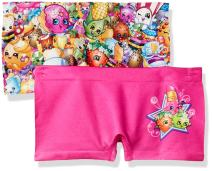 Handcraft Girls' Shopkins Licensed Seamless 2 Pack