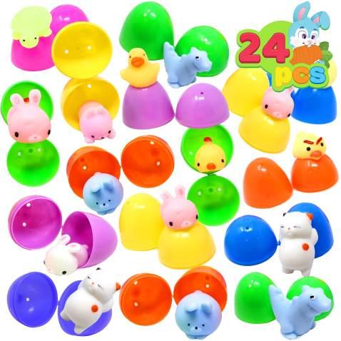 12 Foam Little Dinosaur Stress Squishy Toys birthday Party favors decorations