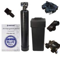 DURAWATER Mechanical Fleck 5600 Metered Water Softener with USA Tanks Ships Loaded (64,000 Grains, 10% Resin)