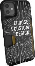 Smartish iPhone 11 Wallet Case - Wallet Slayer Vol. 1 [Slim + Protective] Credit Card Holder (Silk) - {Secret Menu}