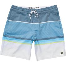 Billabong Men's Spinner Lo Tide Recycled Fabric Stretch Boardshort