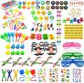 154PCS Carnival Prizes for Kids Birthday Party Favors Prizes Box Toy Assortment for Classroom, Carnival Prizes, Pinata Fillers, Easter Egg Stuffers