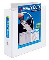 AVERY 01321 Extra-Wide Ezd Reference View Binder, 3 Capacity, White