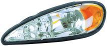 Dorman 1591004 Driver Side Headlight Assembly For Select Pontiac Models