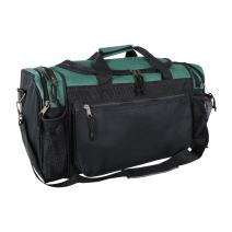 """DALIX 20"""" Sports Duffle Bag w Mesh and Valuables Pockets Travel Gym"""