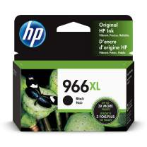 HP 966XL   Ink Cartridge   Black   3JA04AN