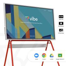 "Vibe All-in-one Computer Real-time Smart Interactive Whiteboard, Video Conference Collaboration, Robust App Ecosystem, Smart Board for Classroom and Business W/ 55"" 4K UHD Touch Screen"