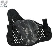 StealthGearUSA SG-Revolution IWB Mini Hybrid Holster - Tuckable, Adjustable, Inside Waistband Concealed Carry Holster - Made in USA