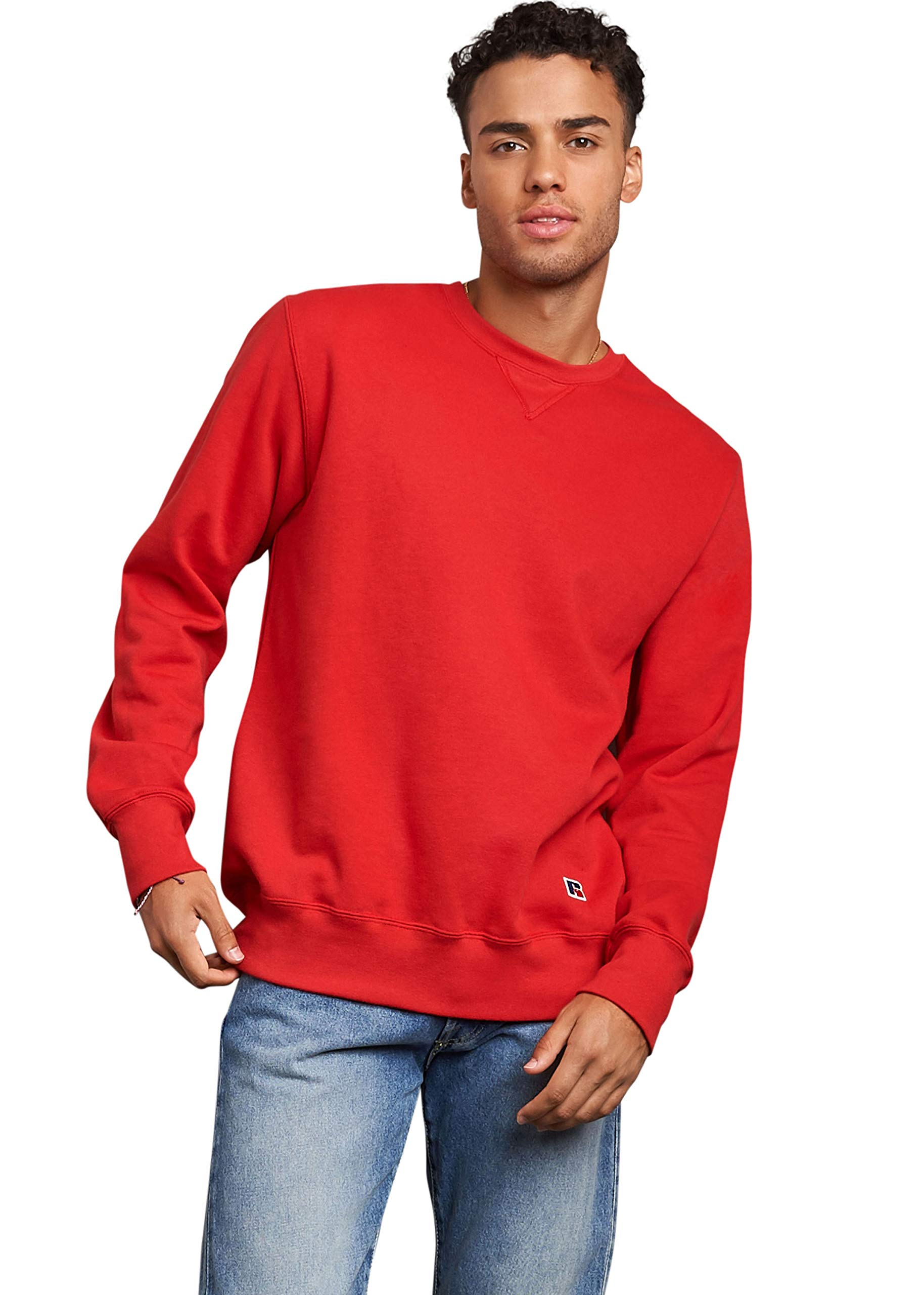 Russell Athletic Men's Cotton Classic Fleece Sweatshirts, Hoodies & Sweatpants