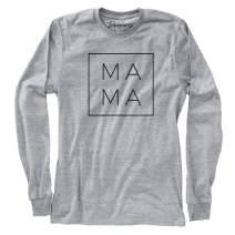 Inkopious Modern Mama Square Triblend T-Shirt