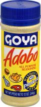 Goya Foods Adobo without Pepper, 12-Ounce (Pack of 24)