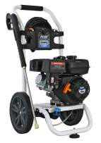 Pulsar 3,100 PSI 2.5 GPM Gas-Powered Pressure Washer with 5 Quick Connect Nozzles & On-Board Detergent Tank, W31H19