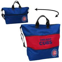 Logo Brands MLB Unisex-Adult Expandable Tote