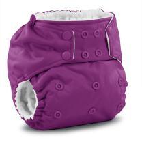 Rumparooz One Size Cloth Pocket Diaper Snap, Orchid