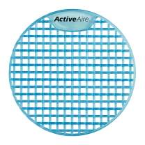 ActiveAire Deodorizer Urinal Screen by GP PRO (Georgia-Pacific), Coastal Breeze, 48270, 12 Screens Per Case
