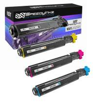Speedy Inks Remanufactured Toner Cartridge Replacement for Xerox Workcentre 7132 |7232 |7242 (1 Black, 1 Cyan, 1 Magenta, 1 Yellow, 4-Pack)