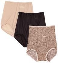 Bali Women's 3-Pack Skimp Skamp Brief Panties