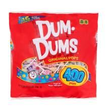 Dum Dums Original Pops, 400-Count Bag