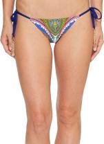 Trina Turk Women's Side Tie Hipster Bikini Swimsuit Bottom
