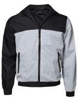 Youstar Men's Lightweight Hooded Waterproof Outdoor Windbreaker Jacket