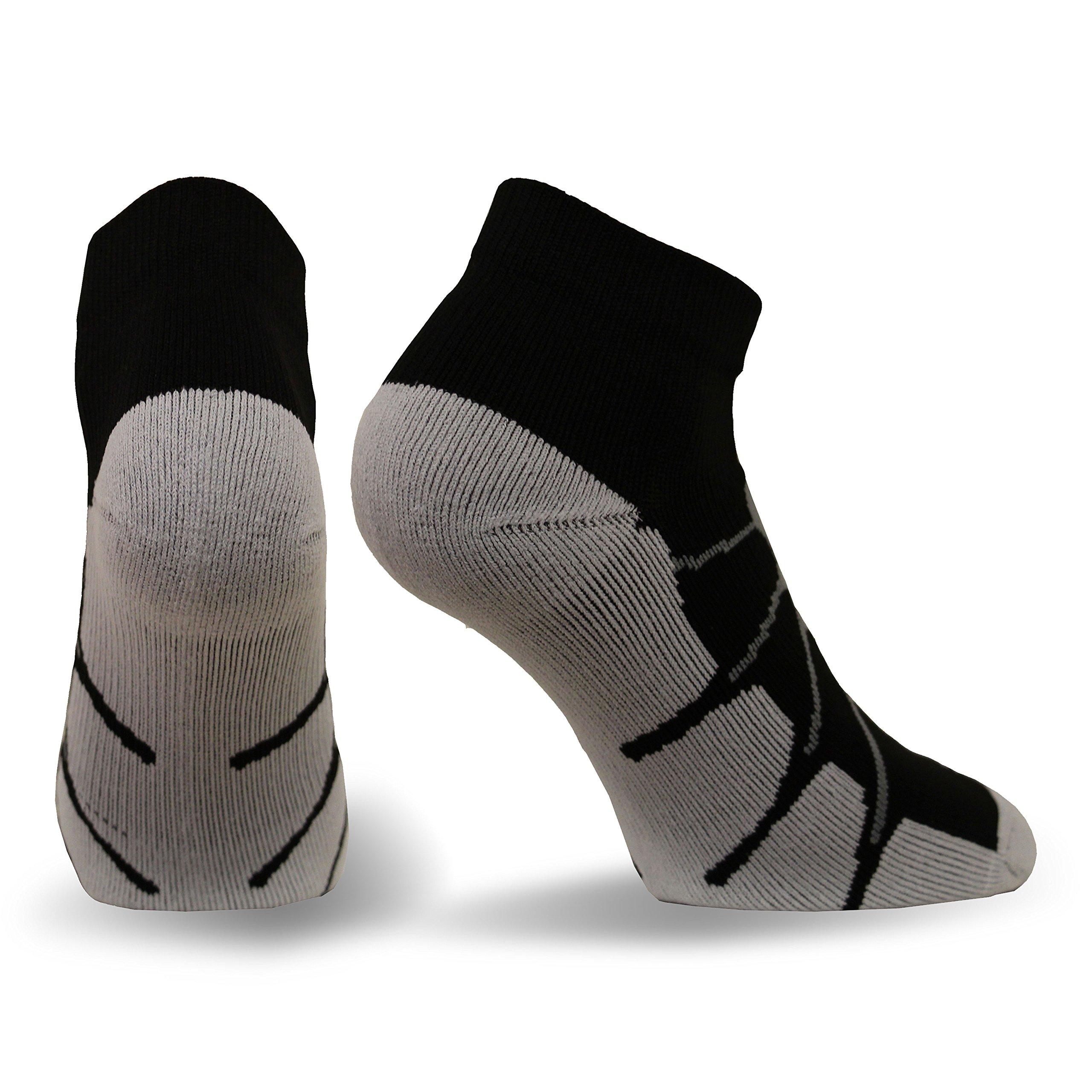 Sox MultiSport Plantar Fasciitus Ped Compression Socks