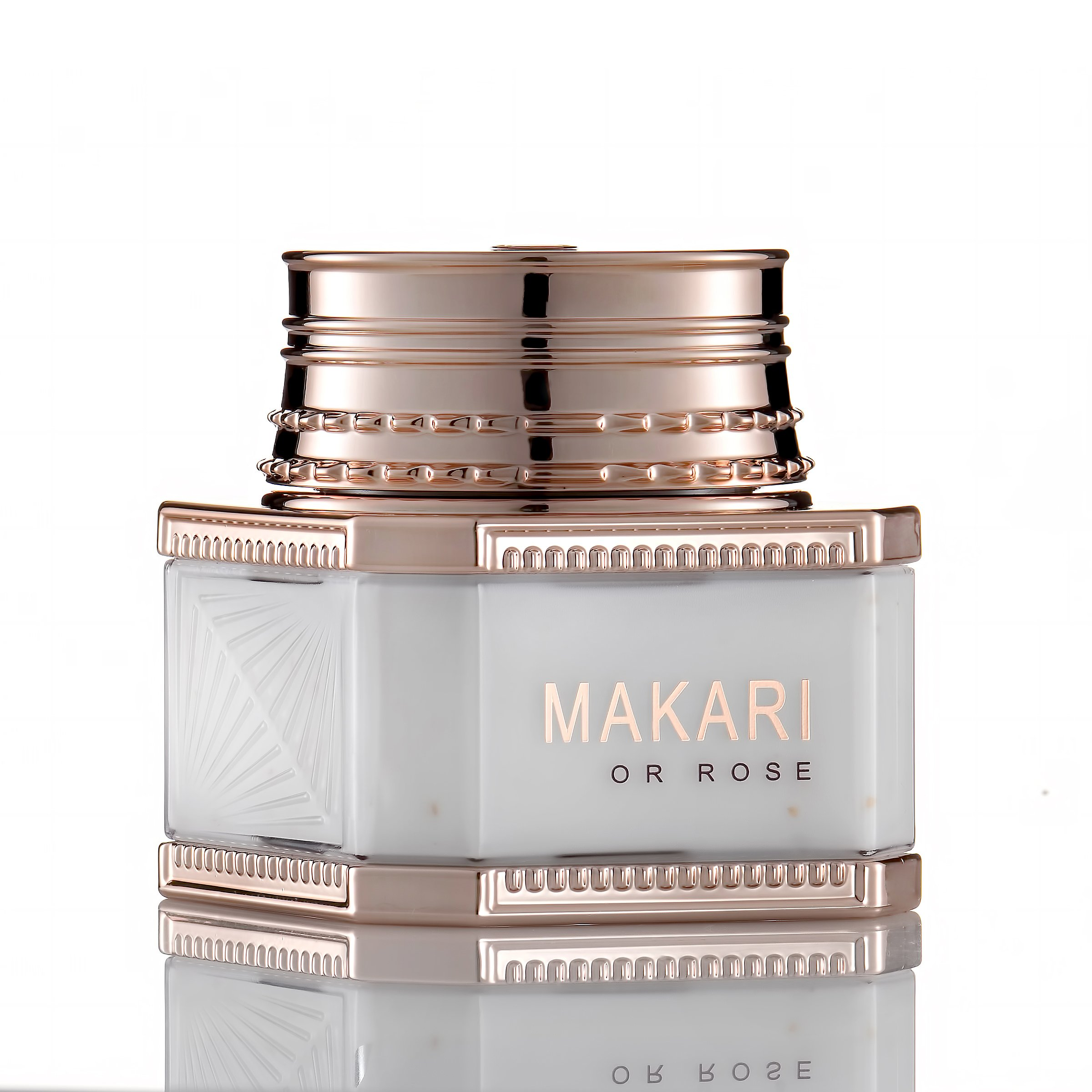 Makari 24K Gold Night Treatment FACE Cream –Anti-Aging Nighttime Moisturizer w/Real Gold Particles, Omega 3 & Active Probiotics for Wrinkles, Dark Spots, Scars & Blemishes – Luxurious Formula