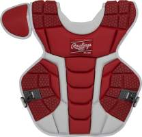 Rawlings Mach Collegiate Level Baseball Catcher's Chest Protector
