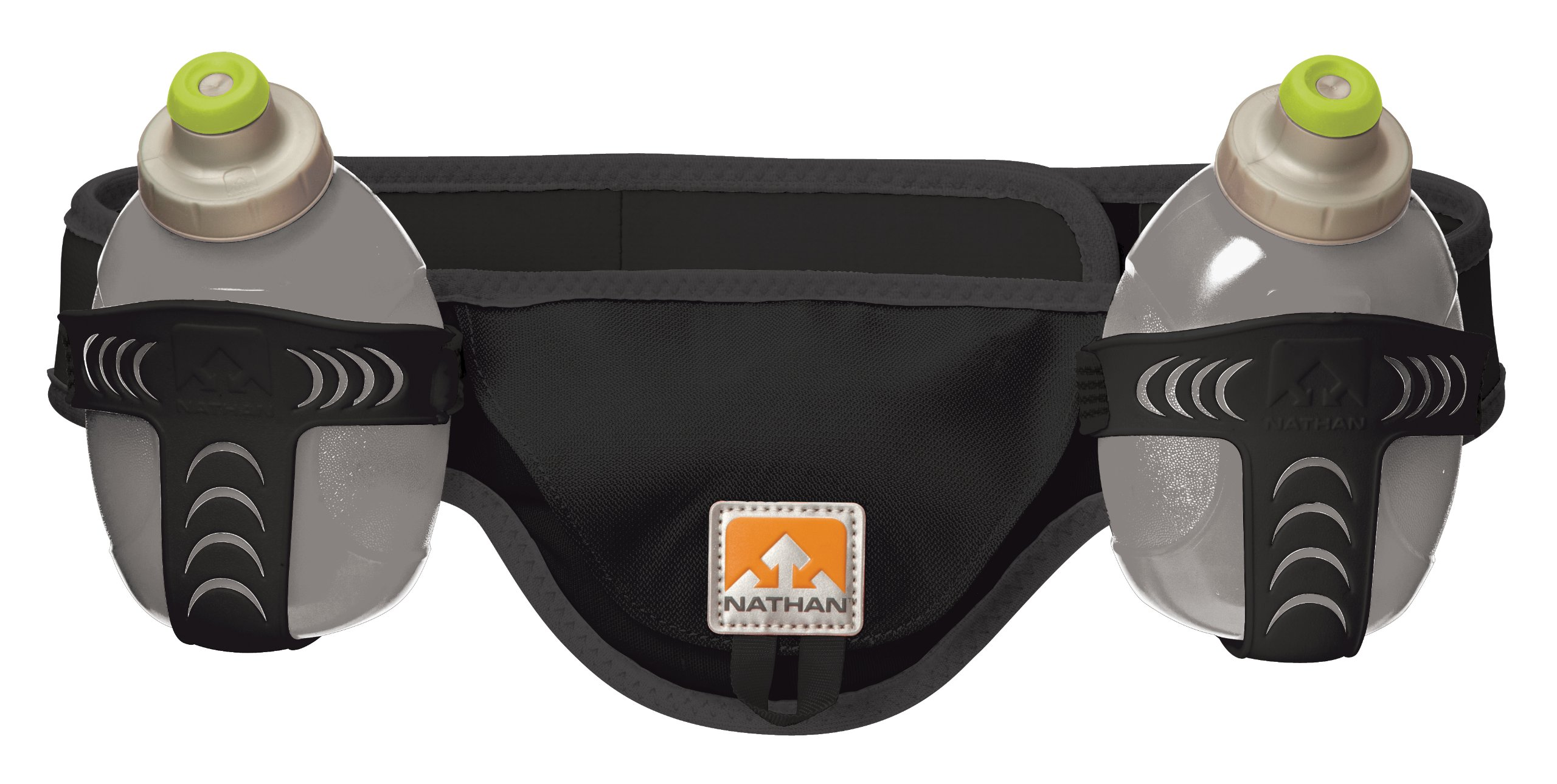 Nathan Speed 2 Waistpack with Two 10-Ounce Nutrition Flasks