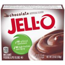 Jell-O Instant Chocolate Pudding & Pie Filling (3.9 oz Box)